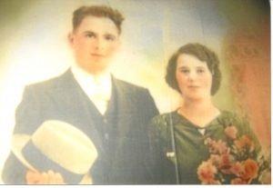 André Drapeau et Irène Beaulieu - 23 juin 1936