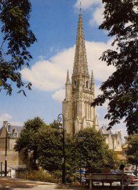 Clocher église Notre-Dame Fontenay