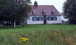 Maison d'Antoine Drapeau, ancêtre, à Beaumont