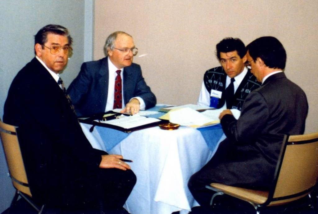 1er rassemblement des Drapeau - Montréal - 1993
