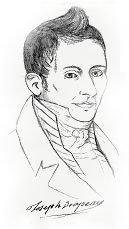 Dessin Joseph Drapeau (maison Joseph D)