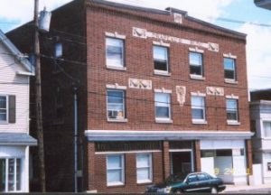 Immeuble des Drapeau, 1926, Biddeford, Maine, U.S.A.
