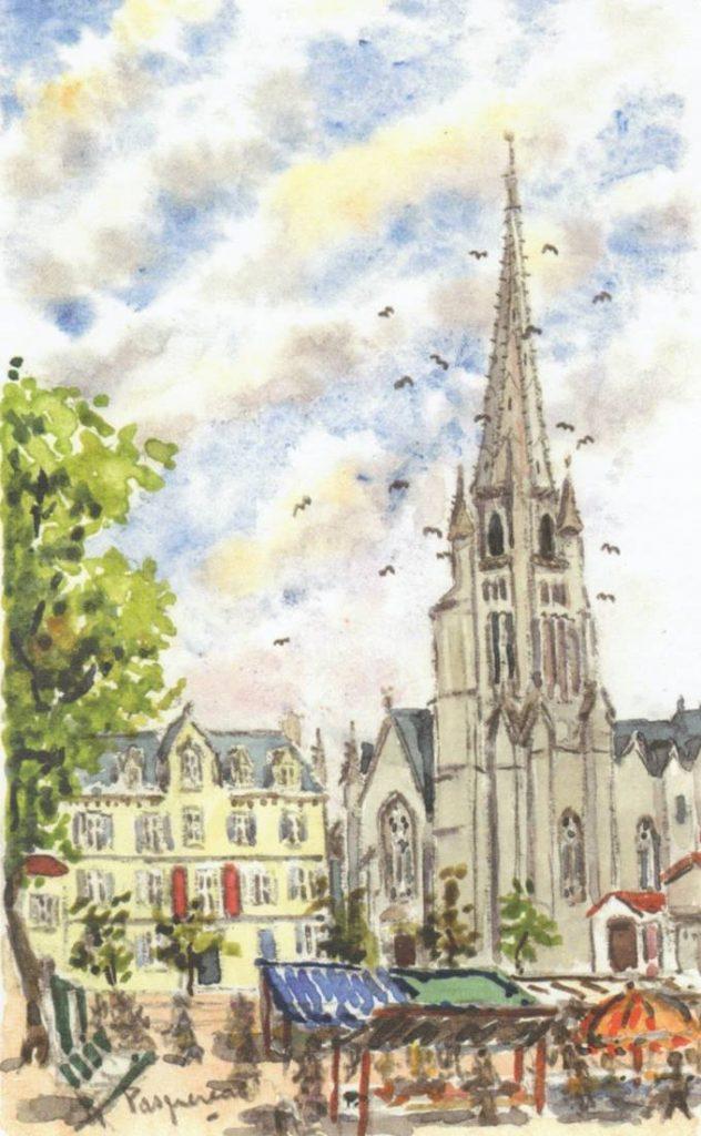 Notre-Dame du Musée-Fontenay-le-compte