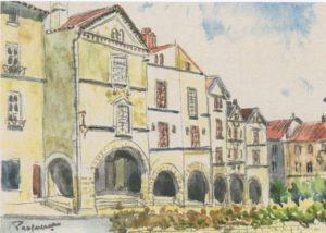 Place Béliard-Fontenay-le-compte
