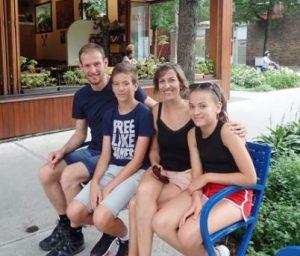 Famille vendéenne.