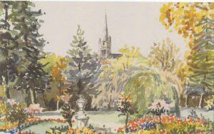 Jardin public Fontenay-le-Comte_PIerre Pasquereau