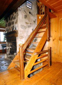 photo no 4- Escalier